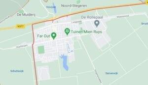 route beschrijving corona en pcr test locatie dedemsvaart coronatest-hardenberg.nl